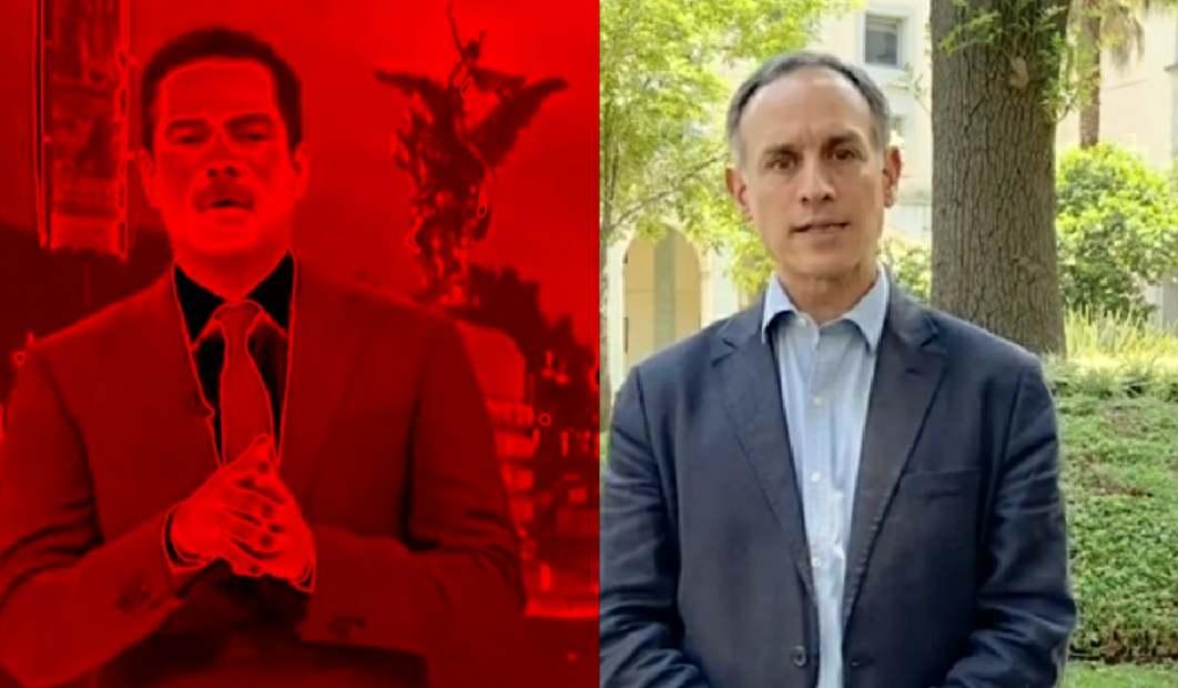 TV Azteca contra López-Gatell