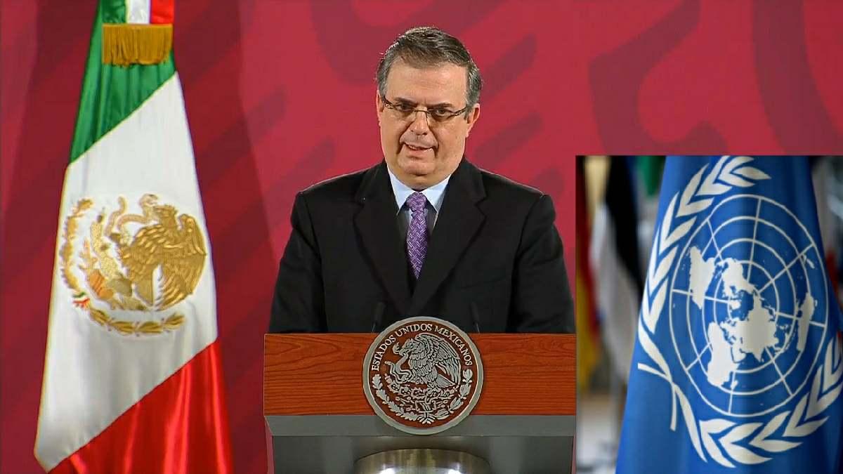 México por salud universal ante la ONU
