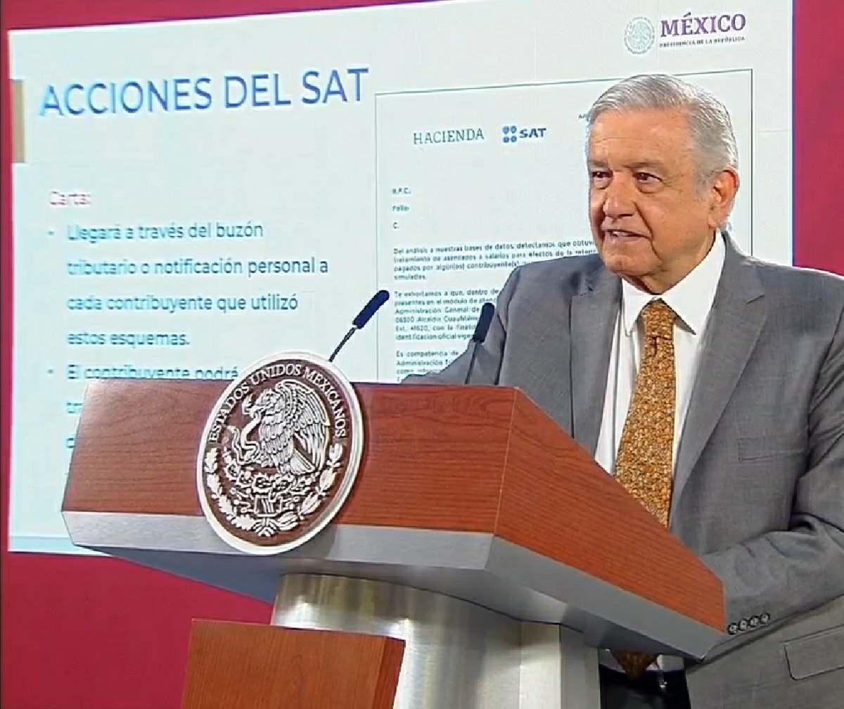 SAT denuncia a 43 empresas factureras por defraudación