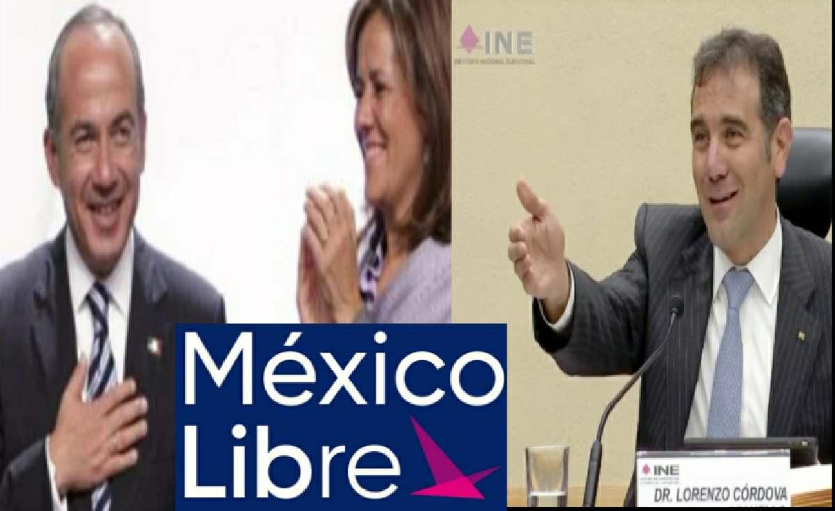 México Libre va como Partido Político