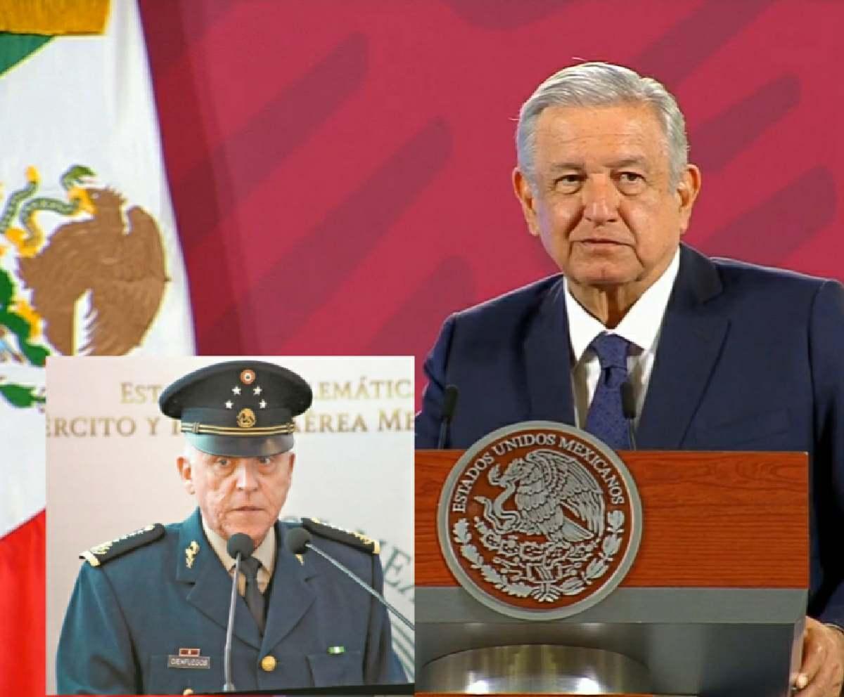 Cienfuegos podría ser investigado en México