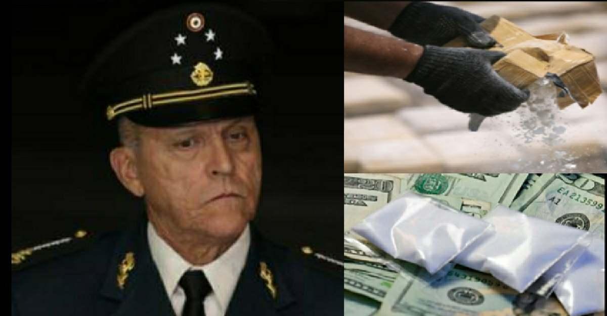 General Cienfuegos vinculado al narcotráfico
