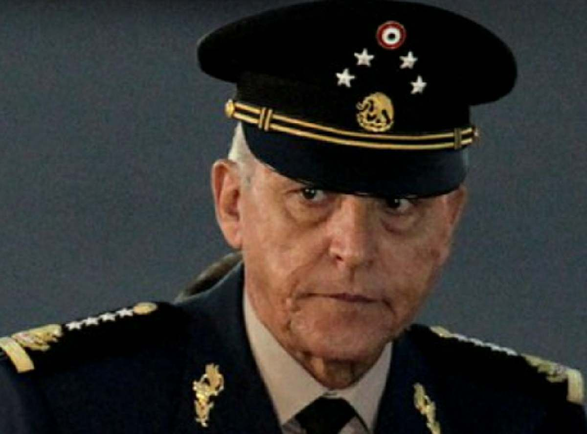 Juez niega libertad bajo fianza al General Cienfuegos