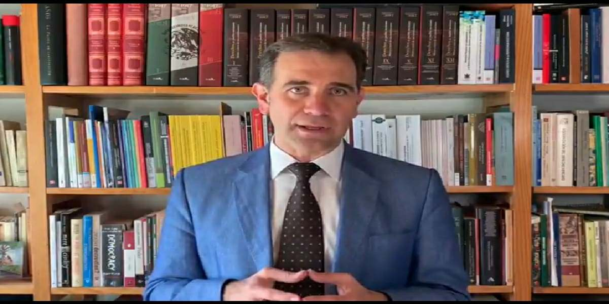 Lorenzo Córdova criticó la reducción del presupuesto al INE
