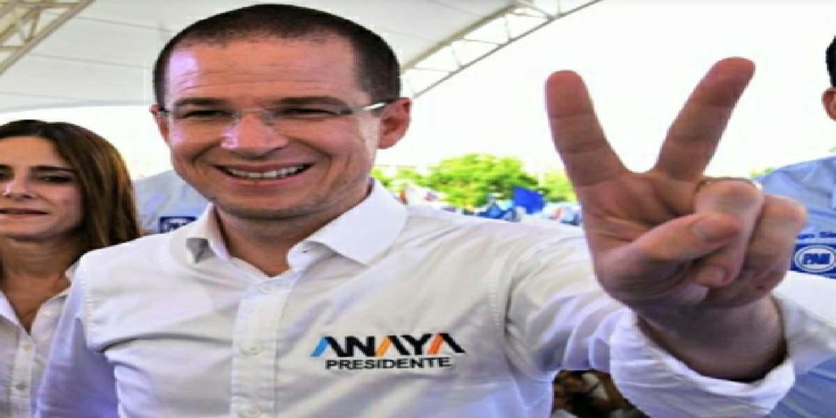 Anaya advierte que buscará la presidencia en 2024