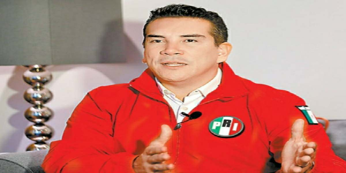 El PRI dice que MORENA es la desgracia de México