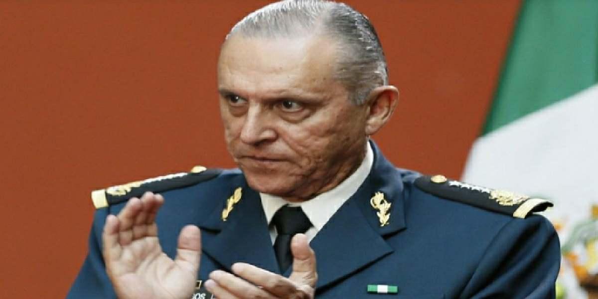 FGR exonera al General Cienfuegos
