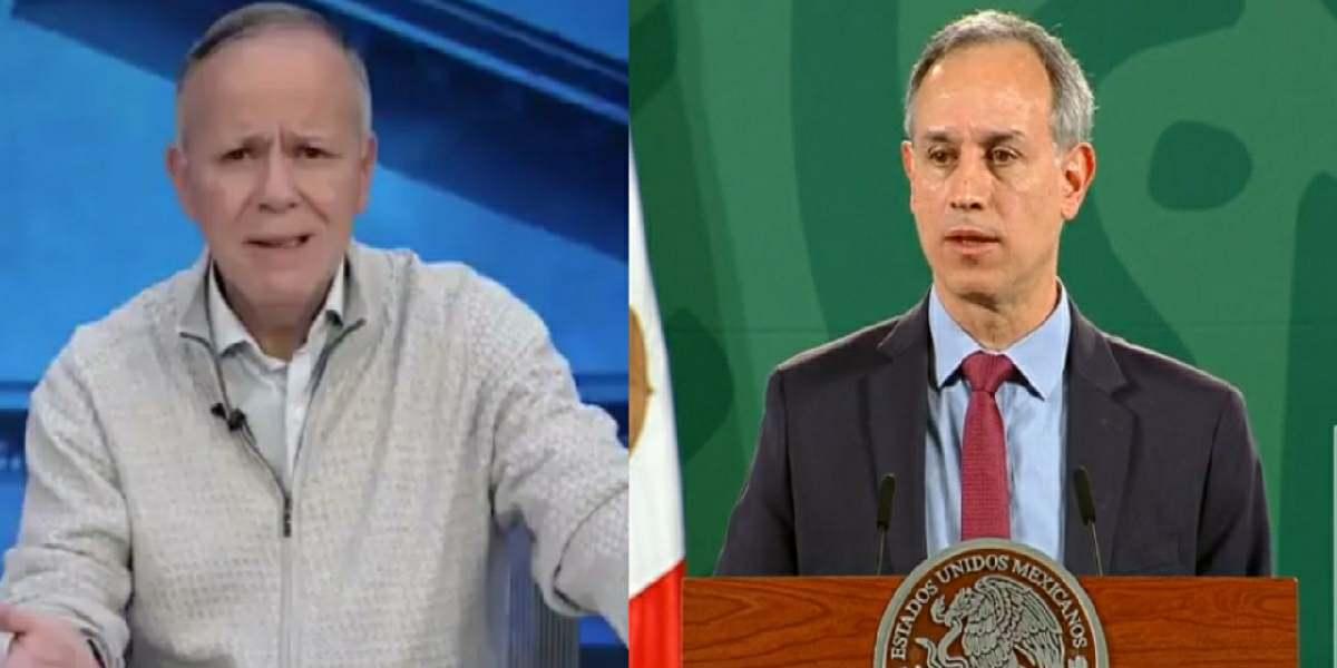 Los chayoteros quieren que renuncie López-Gatell